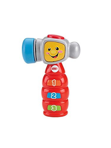 Fisher-Price Laugh & Learn Tap 'n Learn Hammer - Spanish
