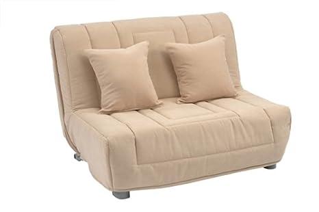Divano letto Clio Compact 120 cm/1,2 m matrimoniale, Brick ...