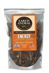 Earth Animal USA Chicken Cutlets Energy Healthy Heart Dog Treats