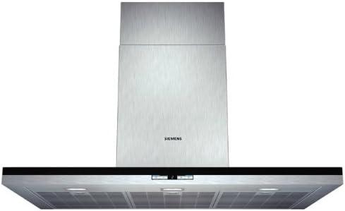 Siemens LC98BE542 - Campana Decorativa Lc98Be542 Con Desconexión Automática Temporizada: 434.75: Amazon.es: Grandes electrodomésticos