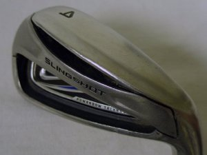 Nike Slingshot 2010 4 iron (Steel True Temper, Uniflex) 4i SS Golf Club (Nike Mens Slingshot)