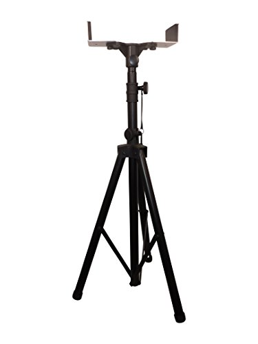 Heavy Duty Universal Tripod for Work Lights Cameras Phones - Portable Work Stand Heavy Duty