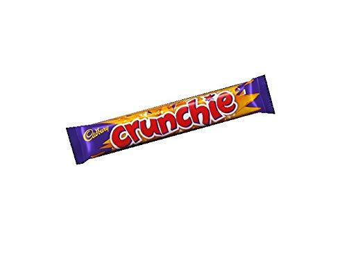 - Cadbury Crunchie, 40-Gram Bar (Pack of 12)