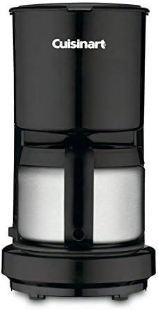 Nueva Cuisinart dcc-450bk cafetera eléctrica con jarra *: Amazon ...