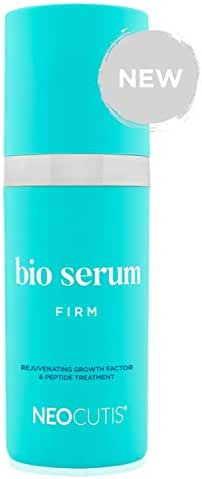 NEOCUTIS Bio Serum Firm | 5 Month Supply | Nourishes & restores collagen, elastin and hyaluronic acid for a youthful appearance | Rejuvenating Growth Factor & Peptide Treatment |Dermatologist tested