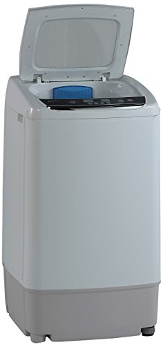 Avanti TLW09W Top Load Portable Washer, 1.0 cu. ft., White