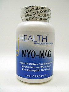 Health Products Distributors - Myo-Mag 100 caps