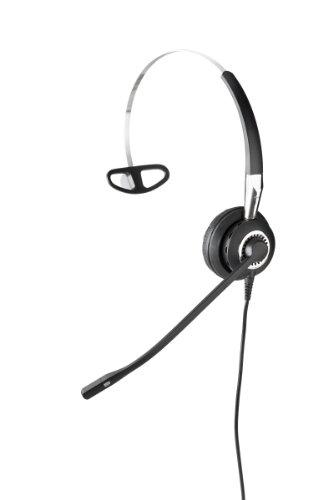 Jabra BIZ 2400 IP Mono Corded Headset for IP (Gn Netcom Microphone)