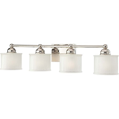 Minka Lavery 6734-1-613 Four Light Bath 1 Transitional Bathroom Light