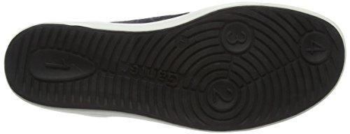 Ganter Giulietta, Weite G, Zapatos de Cordones Derby para Mujer Negro - Schwarz (schwarz 0100)