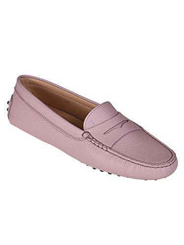 Tod's Leather Women's Loafers XXW00G000105J1L020 Pink r0qrRZP