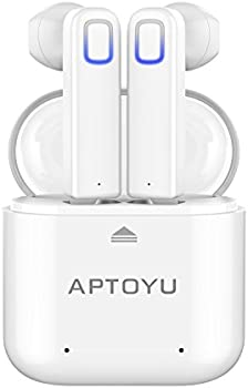 Aptoyu LQ-TWS001 In-Ear Wireless Bluetooth Earbuds Headphones