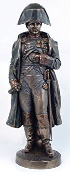 Sale - Napoleon Bonaparte Statue Magnifique Holiday Gift - Ships Immediatly