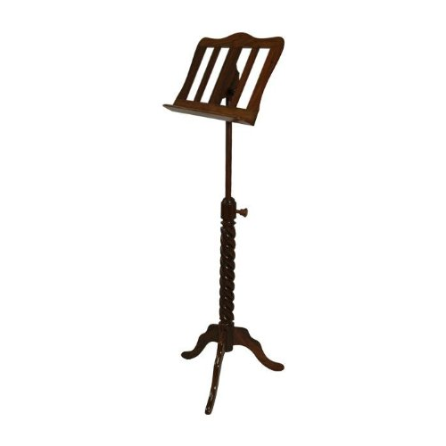 (Roosebeck Single Tray Spiral Music Stand)
