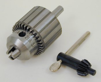 3/8 Jacobs Drill Chuck for Headstock