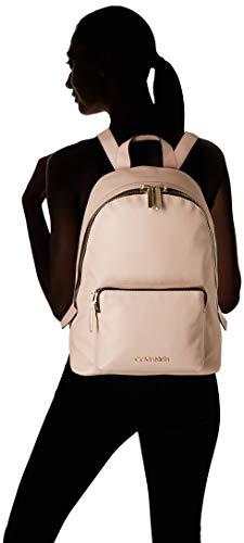 Tobacco Women's Backpack Jeans Calvin Klein Backpack Drive Brown 4xqZqS0wF