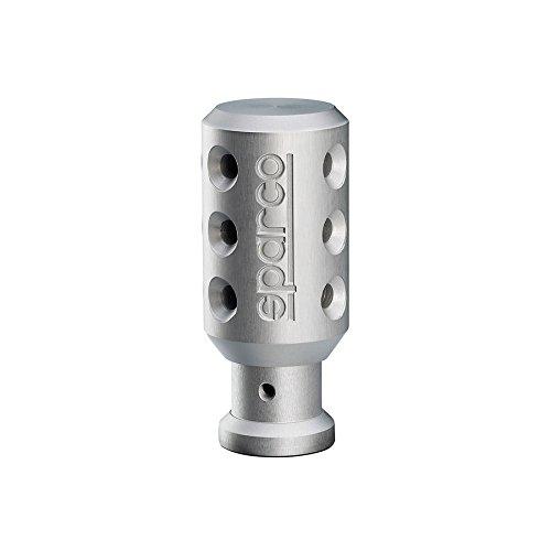 Sparco 03741BT01 Shift Knob (Piuma Silver)