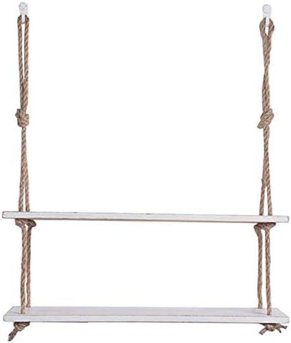 Rack di stoccaggio domestico Pareti decorate Mensola