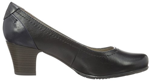 Jana 22404 Blau Navy Damen 805 Pumps rvF7qSwr