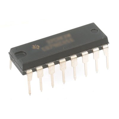 595 shift register - 7