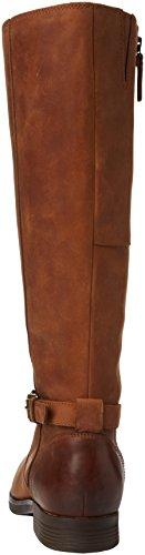 High Donna Wp brown Marrone Stivaletti Leather Nashoba Sebago 45qBW
