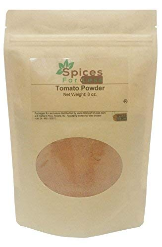 SFL Dried Tomato Powder Premium Quality- Top Grade Kosher for Soup Paste or Juice  5 lb