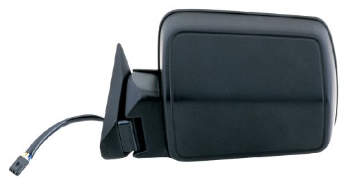 - Fit System 60026C Jeep Driver Side Replacement OE Style Power Mirror