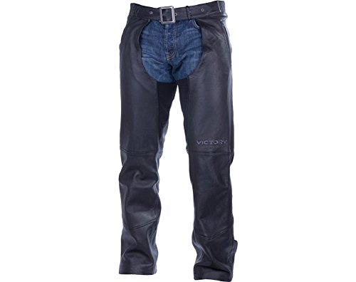 Victory Men's Leather Chaps (Victory Leather Chap)