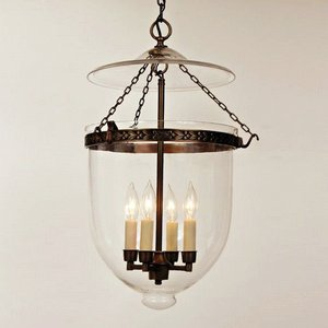 Extra Large Outdoor Pendant Light - 5
