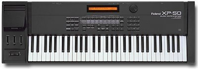 Roland XP-50 keyboard Vintage Syntheiszer for sale  Delivered anywhere in Canada