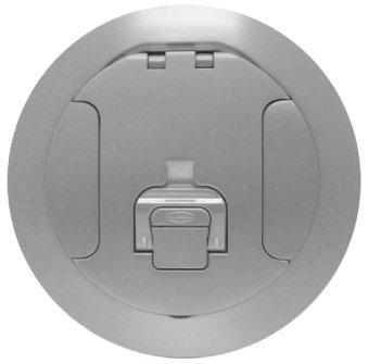 FSR SF4-CPT-QAC-ALM SmartFit Poke Thru Floor Box