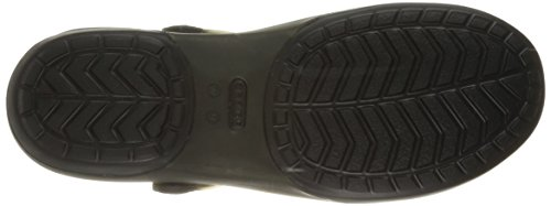 Black Carlie Black Crocs Women's Cut Black Clogs YUaxOv