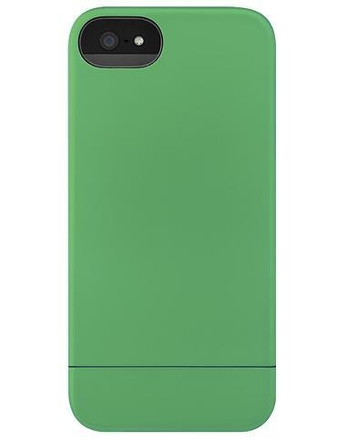 Metallic Slider Case - Incase Metallic Slider Case for iPhone 5S / 5 - Parrot Green - CL69107