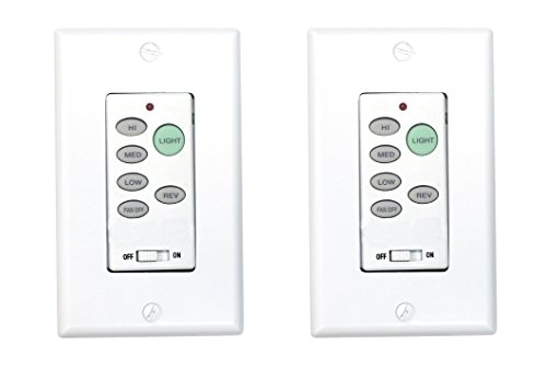 AirPro Collection Full-Function Wall Control Transmitter
