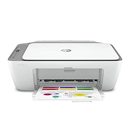 HP DeskJet 2720 All-in-One Printer with Wireless Printing, Instant Ink with 2 Months Trial, White