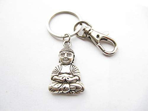 Amazon.com: Llavero de Buda, llavero de Buda, llavero de ...