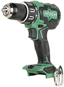 Hitachi DS18DBFL2P4 18V Cordless Lithium Ion Brushless Driver Drill Tool Only, No Battery