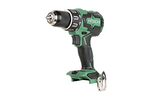 Hitachi DV18DBFL2P4 18V Cordless Lithium Ion Brushless Hammer Drill Tool Only, No Battery
