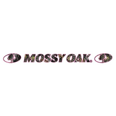 Mossy-Oak-Infinity-Camo-Pink-Car-Truck-SUV-Front-Windshield-Window-Graphic-Decal