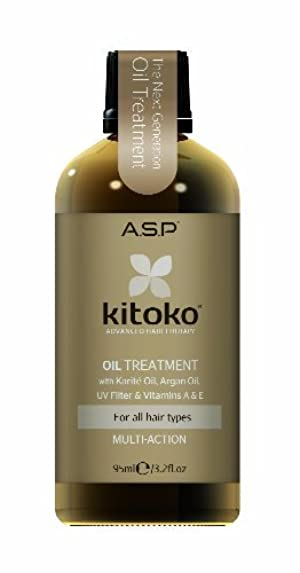 Affinage Kitoko Oil Treatment - 3.2 oz by Affinage Salon Professional