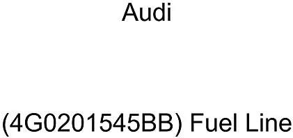 Fuel Line 4G0201545BB Genuine Audi
