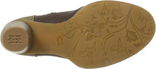 Bootie Brown Colibri Naturalista Women's Nf63 Leaf Ankle El A7wqT6Xn17