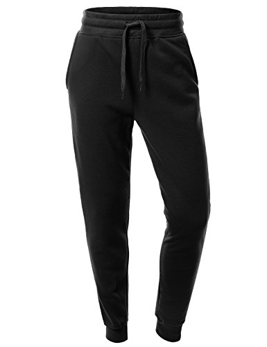 Find women's sweatpants with pockets and elastic cuff at ankle at ShopStyle. Shop the latest collection of women's sweatpants with pockets and elastic.