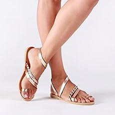 97e75dbf8e4 Amazon.com  Women leather sandals