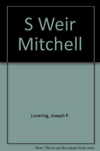S Weir Mitchell