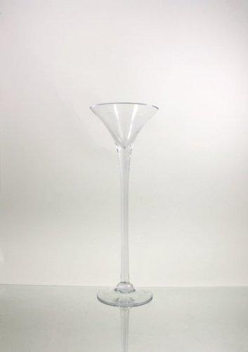 Amazon Clear Medium Good Quality Martini Glass Vase Holder