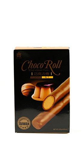 Choco Rolls - I Mei - Choco Roll Pudding Flavor 9.63oz (Pack of 1)