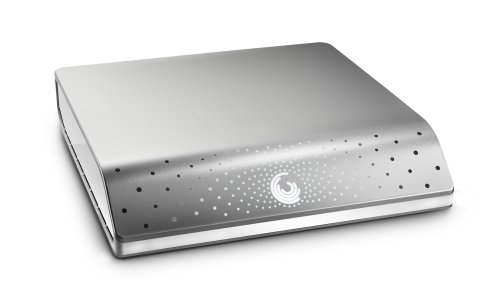 Seagate FreeAgent Desk 1 TB USB 2.0 Desktop External Hard Drive ST310005FDA2E1-RK - Agent 1 Free Desk Tb