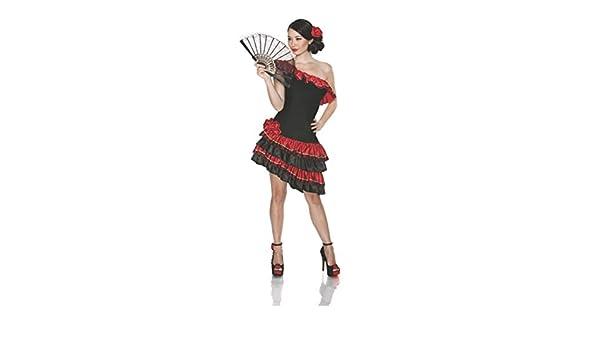 Horror-Shop Disfraz de Mujer española con Accesorios M: Amazon.es ...