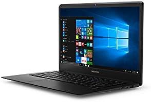 "Medion- MD 60996 - Ordenador Portátil DE 14"" FullHD (Intel Atom x5-Z83500, 4GB de RAM, 64GB de Almacenamiento eMMC, IntelHD Graphics, Windows Home 10) Plateado. Teclado QWERTY español"